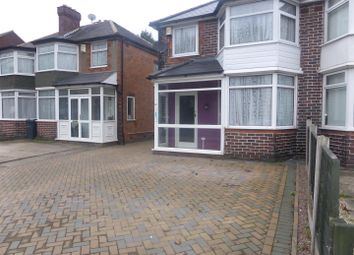 Thumbnail 3 bed semi-detached house to rent in Bromford Road, Hodge Hill, Birmingham