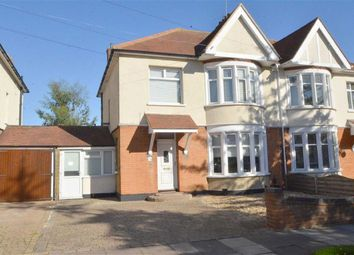 Thumbnail 4 bedroom semi-detached house for sale in Sackville Road, Southend-On-Sea