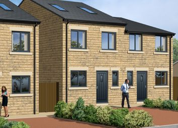 Thumbnail 4 bed semi-detached house for sale in Plot 2, Kingsway, Mapplewell, Barnsley