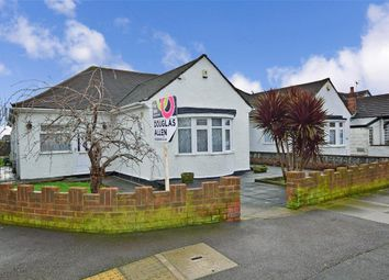 Thumbnail 3 bed semi-detached bungalow for sale in Berkeley Avenue, Clayhall, Ilford, Essex