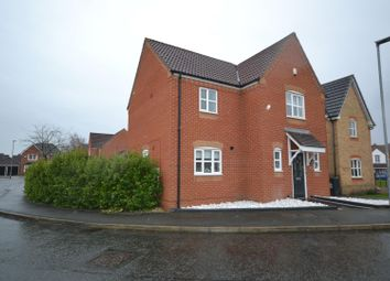 Thumbnail 3 bed detached house for sale in Southwold Crescent, Great Sankey, Warrington