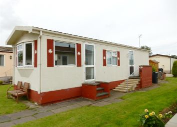 Thumbnail 2 bed mobile/park home for sale in Venture Residential Park, Westgate, Morecambe