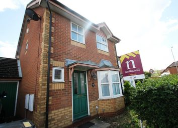 Thumbnail 3 bed semi-detached house to rent in Chard Drive, Bramingham, Luton