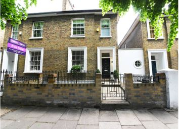 Thumbnail 4 bed terraced house for sale in Hemingford Road, London