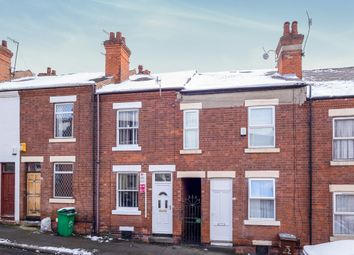 Thumbnail 3 bed terraced house for sale in Grundy Street, Nottingham