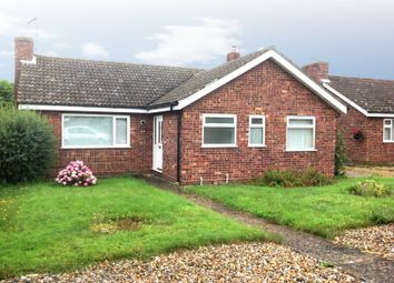 Thumbnail 3 bed detached bungalow for sale in Hemmant Way, Gillingham