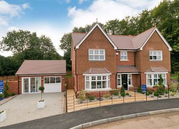 Thumbnail 5 bed detached house for sale in Plot 40, Darland View, Hempstead, Kent