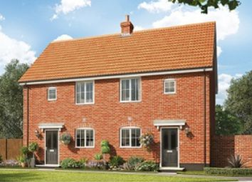 Thumbnail 3 bed semi-detached house for sale in Hunstanton Road, Heacham, King's Lynn