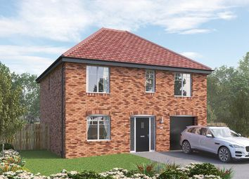 Thumbnail 4 bed detached house for sale in Portlands, Skinner Street, Creswell, Worksop