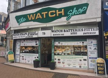 Thumbnail Commercial property to let in Watches & Accessories, Bournemouth