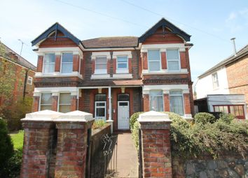 Thumbnail 1 bedroom flat to rent in Belsize Road, Worthing