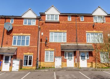 Thumbnail 4 bed town house for sale in Martingale Court, Manchester, Greater Manchester