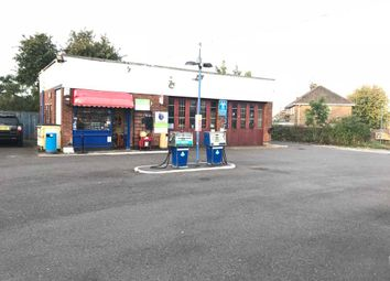 Thumbnail Commercial property for sale in Riddings Service Station, Willoughby Road, Scunthorpe