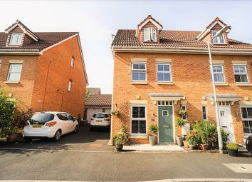 Thumbnail 3 bed semi-detached house for sale in Brandforth Gardens, Westhoughton, Bolton