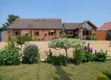 Thumbnail 4 bed detached bungalow for sale in Ashburton Road, Ickburgh, Thetford