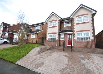 Thumbnail 4 bed detached house for sale in Haweswater Crescent, Church Meadow, Unsworth, Bury, Greater Manchester