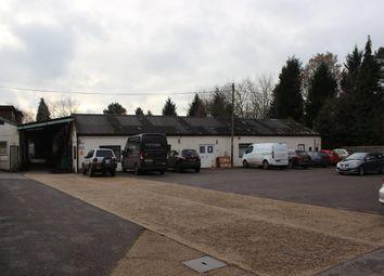Thumbnail Industrial to let in Church Lane Estate, Plummers Plain, Horsham