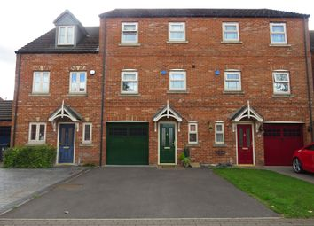 Thumbnail 4 bedroom terraced house for sale in St Edwin Reach, Dunscroft, Doncaster