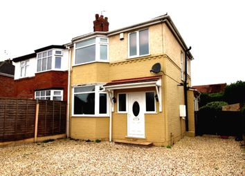 Thumbnail 3 bed semi-detached house for sale in Rayleigh Avenue, Davenham, Northwich