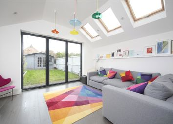 Thumbnail 5 bed terraced house for sale in Chestnut Grove, Balham, London