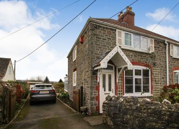 Thumbnail 2 bed semi-detached house for sale in Clevedon Road, Tickenham, Clevedon