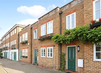 Thumbnail Terraced house for sale in Lancaster Mews, Richmond Hill