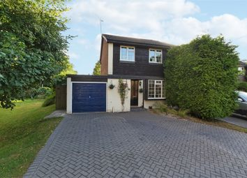 Thumbnail 3 bed link-detached house for sale in Ruscombe Gardens, Datchet, Berkshire