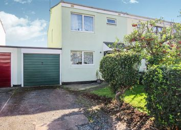 Thumbnail 4 bedroom end terrace house for sale in Thane Court, Stantonbury, Milton Keynes