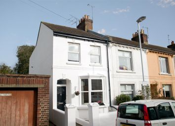 Thumbnail 2 bed end terrace house for sale in Howard Street, Worthing