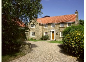 Thumbnail 4 bedroom detached house for sale in South Back Lane, Terrington, York