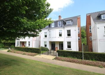 Thumbnail 4 bedroom town house to rent in Church Green Close, Kings Worthy, Winchester