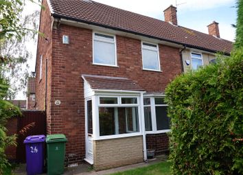 Thumbnail 2 bed end terrace house to rent in Little Heath Road, Liverpool, Merseyside