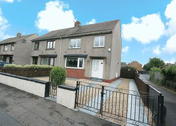 Thumbnail 3 bed semi-detached house for sale in Patterson Street, Methil, Leven