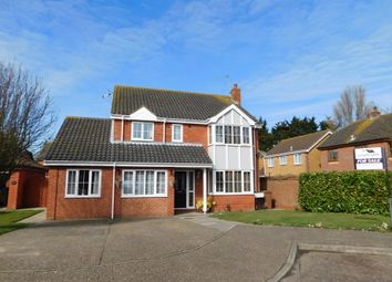 Thumbnail 5 bed detached house for sale in St. Clare Court, Hopton, Great Yarmouth