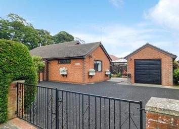 Thumbnail 4 bed detached bungalow for sale in Back Lane, Bilsby, Alford