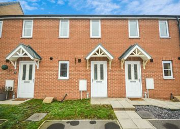 Thumbnail 2 bed terraced house for sale in 4 Dotterel Drive, Scunthorpe