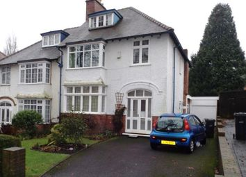 Thumbnail 4 bedroom semi-detached house for sale in St. James's Road, Dudley, West Midlands