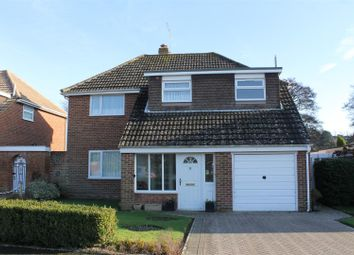 Thumbnail 3 bed detached house for sale in Eastergate, Bexhill-On-Sea