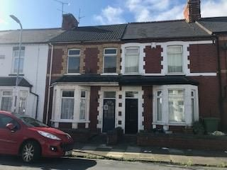 Thumbnail 3 bed property to rent in Pyke Street, Barry