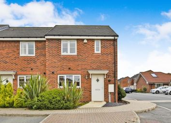 Thumbnail 3 bed end terrace house for sale in Bell Avenue, Bowburn, Durham