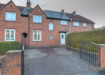Thumbnail 3 bed property for sale in Alder Avenue, Fenham, Newcastle Upon Tyne