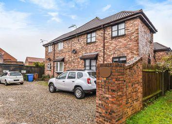 Thumbnail 1 bed property for sale in Kirkgate, Pocklington, York