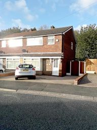 Thumbnail 3 bed semi-detached house for sale in Hinckley Road, St Helens, Merseyside, Uk