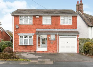 Thumbnail 4 bed detached house for sale in Horrell Road, Sheldon, Birmingham