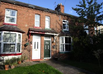 Thumbnail 3 bed terraced house for sale in Springwell Terrace West, Northallerton