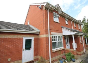 Thumbnail 3 bed semi-detached house to rent in Knights Crescent, Exeter