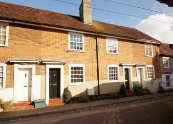 Thumbnail 3 bed cottage for sale in Greens Yard, North Hill, Colchester