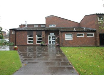 Thumbnail 1 bed flat for sale in Winster House, Moorside Road, Flixton