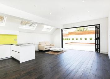 Thumbnail 2 bed maisonette for sale in Danehurst Street, London
