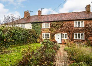 Thumbnail 2 bed terraced house for sale in Bonnington Road, Ashford